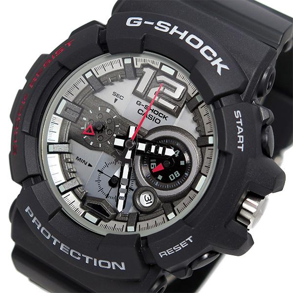 ラッピング無料 爆買い送料無料 ストア カシオ Gショック クオーツ メンズ ブラック GAC-110-1A 腕時計 時計