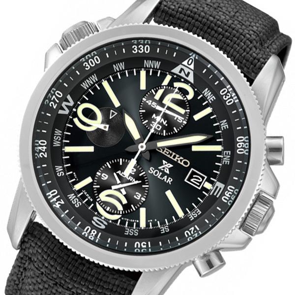 セイコー プロスペックス ソーラー メンズ 腕時計 時計 SBDL031 ブラック 国内正規