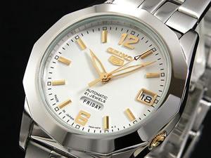 当季大流行 セイコー5 SEIKO ファイブ ドレス 腕時計 時計 自動巻き メンズ SNKG89J1, ヴィアグループネットショップ c414afd2
