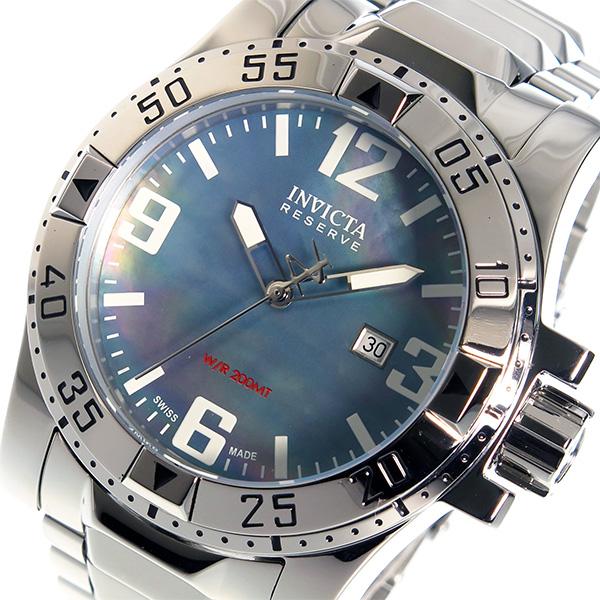 インヴィクタ INVICTA クオーツ メンズ 腕時計 6245 ブルーシェル【送料無料】