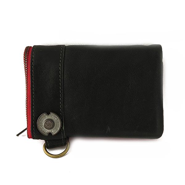デバイス DEVICE×mono ヴィンテージ 二つ折り短財布 DPL 40068 TQ ターコイズP8nXZ0kNOw