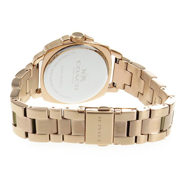 コーチ COACH クオーツ レディース 腕時計 14502128 ピンクゴールド【】【楽ギフ_包装】