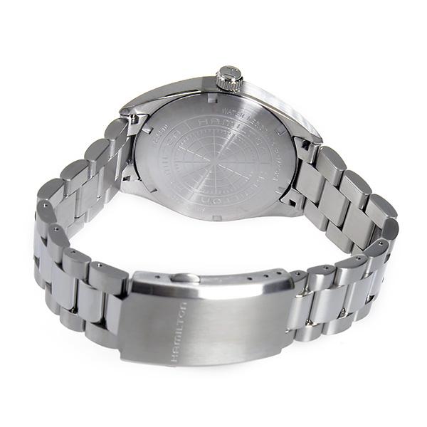 ハミルトン カーキフィールド クオーツ メンズ 腕時計 H68551133 ブラック【】【楽ギフ_包装】
