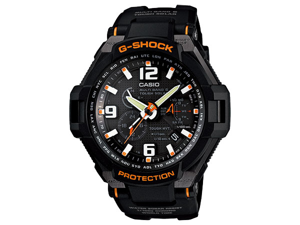 カシオ CASIO Gショック スカイコックピット 電波タフソーラー 腕時計 時計 GW-4000-1AJF 国内正規