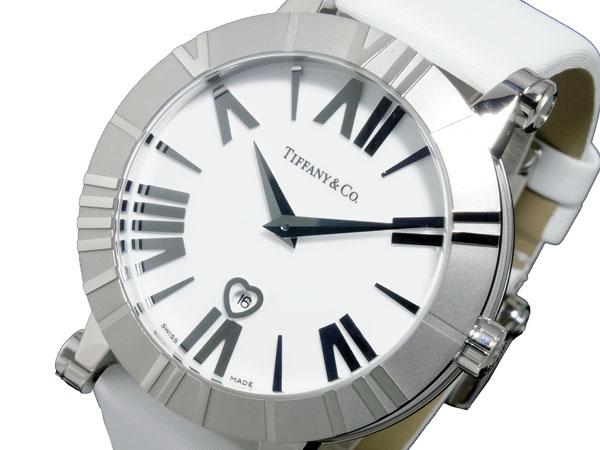 ティファニー TIFFANY&CO アトラス ATLAS クオーツ レディース 腕時計 Z1301.11.11A20A41A【送料無料】