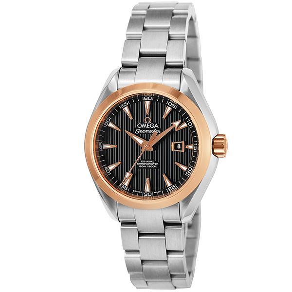 オメガ OMEGA シーマスター アクアテラ 自動巻き レディース 腕時計 231.20.34.20.01.003 ブラック 送料無料 出産祝 キャンセル・変更について 返品保証 安心と信頼のショッピング 粗品 引っ越し祝い