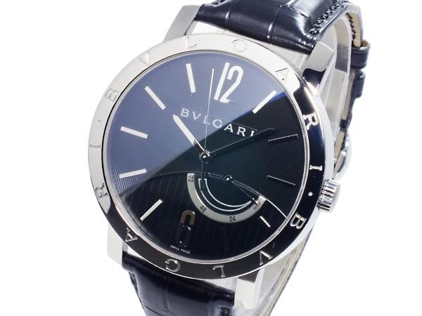 気質アップ ブルガリ BVLGARI 自動巻き メンズ 腕時計 BB41BSL (き)【送料無料】, ゴルフカーニバル 43b82a19