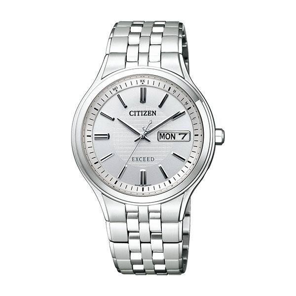 シチズン CITIZEN エクシード メンズ 腕時計 AT6000-61A 国内正規【送料無料】