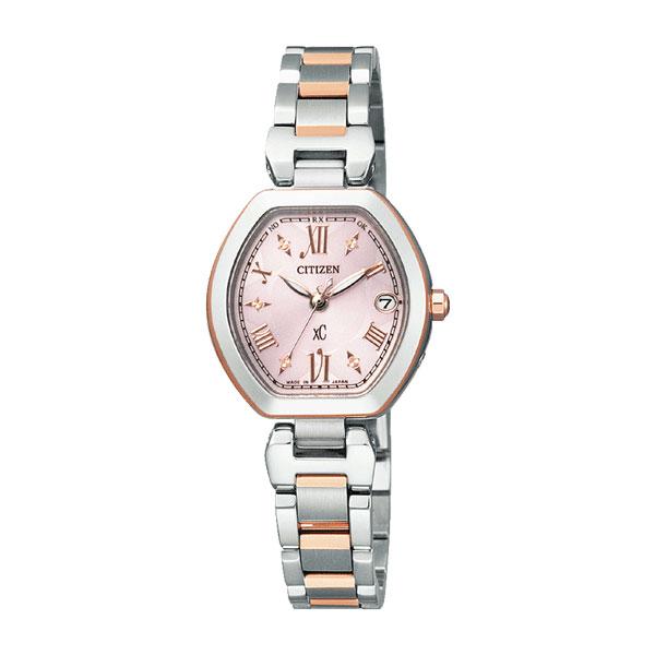 シチズン CITIZEN クロスシー レディース 腕時計 ES8054-50W 国内正規【送料無料】