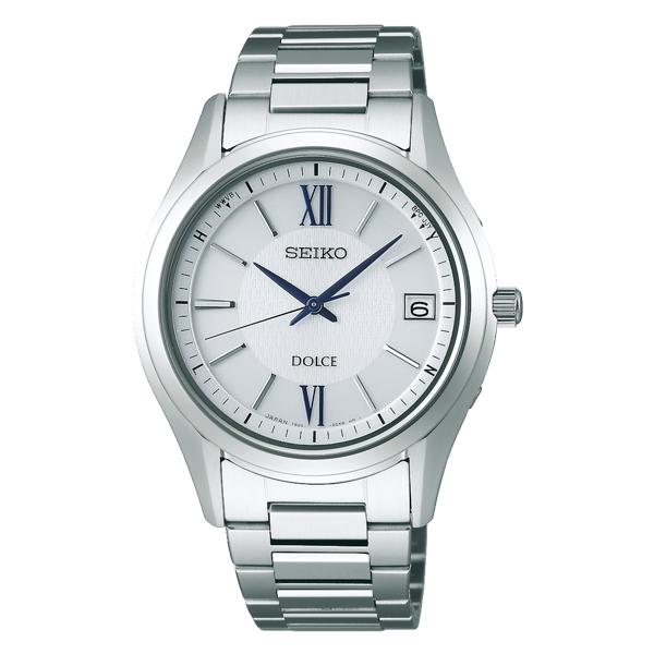 セイコー SEIKO ドルチェ&エクセリーヌ ソーラー 電波 メンズ 腕時計 SADZ185 国内正規【送料無料】