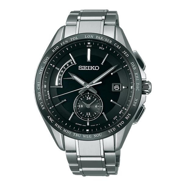 セイコー SEIKO ブライツ BRIGHTZ ソーラー 電波 メンズ 腕時計 SAGA233 国内正規【送料無料】