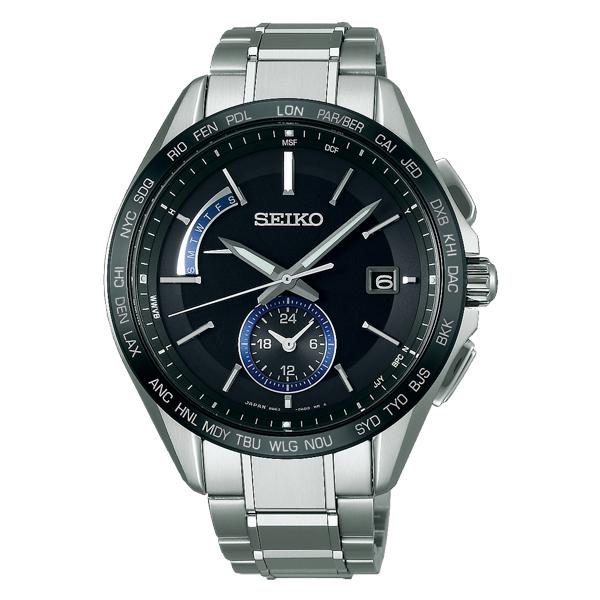 セイコー SEIKO ブライツ BRIGHTZ ソーラー 電波 メンズ 腕時計 SAGA235 国内正規【送料無料】