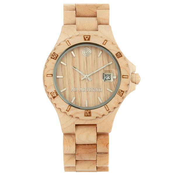 アバテルノ AB AETERNO ネイチャー サンディ SANDY 40mm ユニセックス 腕時計 時計 9825020 ベージュ
