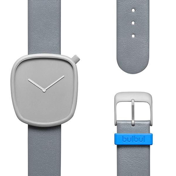 ピーオーエス POS ブルブル BULBUL Pebble P04 ユニセックス 腕時計 BLB020010【送料無料】