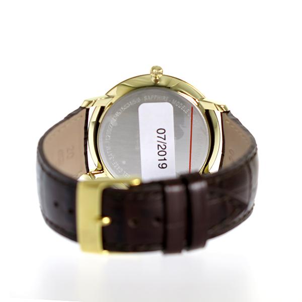 フレデリックコンスタント FREDERIQUE CONSTANT 腕時計 FC-235M4S5 ホワイト×ゴールド【】【楽ギフ_包装】