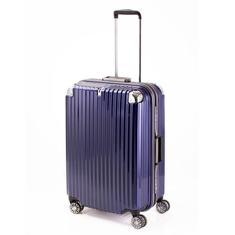 トラベリスト ストリーク2 ハード 75L スーツケース 76 20232 ブルーTuXOPZwki