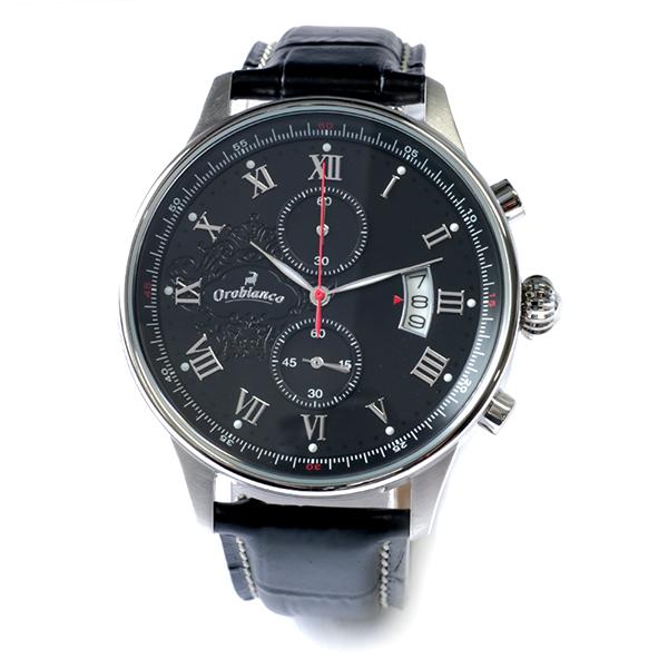 オロビアンコ OROBIANCO ELETTO 腕時計 時計 OR-0040-3 Black/Black