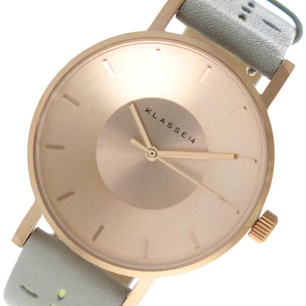 クラス14 KLASSE14 クオーツ レディース 腕時計 時計 VO17IR030W ピンクゴールド
