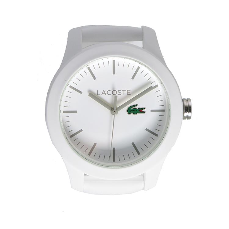 ラコステ LACOSTE  クオーツ レディース 腕時計 時計 2000954 ホワイト