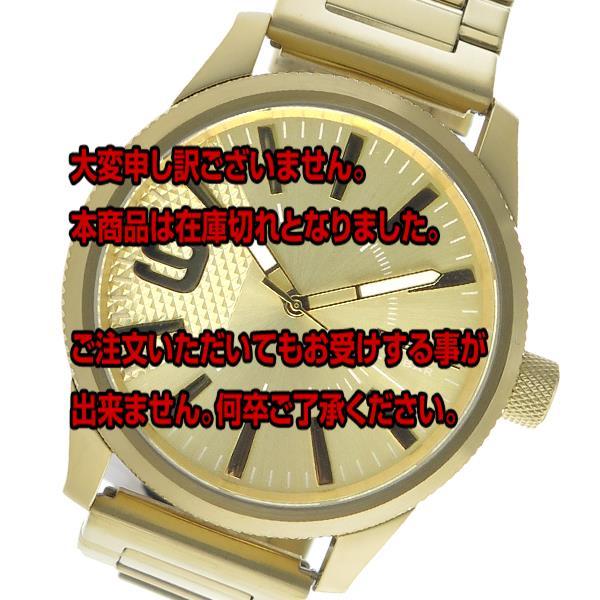 ディーゼル DIESEL クオーツ メンズ 腕時計 時計 DZ1761 ゴールド