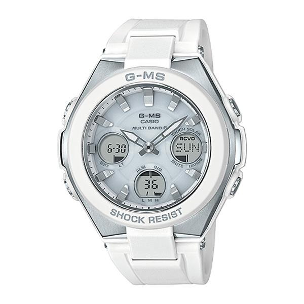 カシオ CASIO ベビーG BABY-G アナデジ クオーツ レディース 腕時計 時計 MSG-W100-7AJF グレー 国内正規