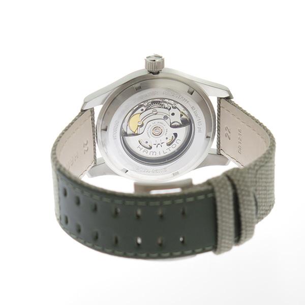 ハミルトン HAMILTON カーキ フィールド 自動巻き メンズ 腕時計 H70605963 カーキ【】【楽ギフ_包装】