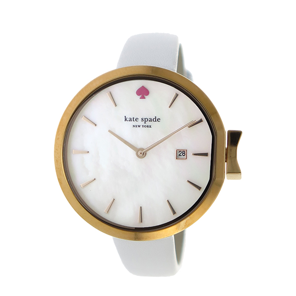 ケイトスペード KATE SPADE クオーツ レディース 腕時計 時計 KSW1270 シェル【楽ギフ_包装】