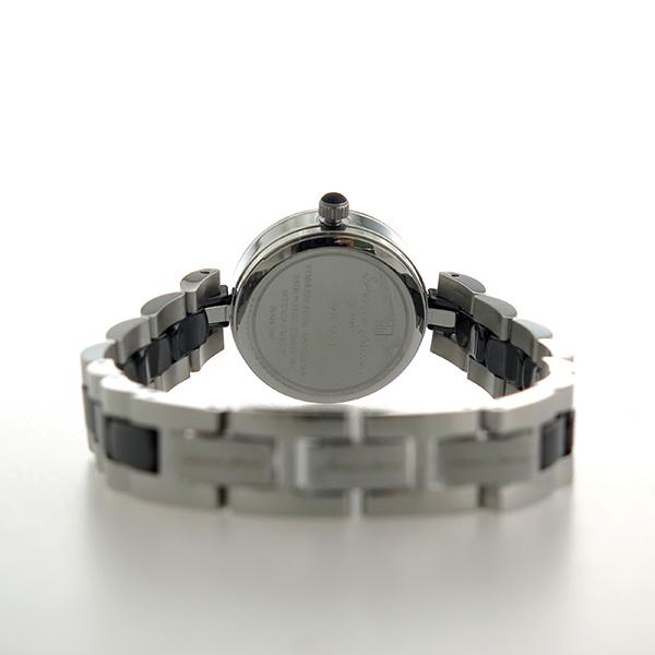 サルバトーレマーラ SALVATORE MARRA クオーツ レディース 腕時計 時計 SM17153-SSBKA ブラックシェル【楽ギフ_包装】