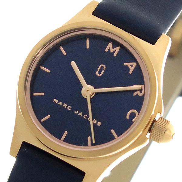 マークジェイコブス MARC JACOBS クオーツ レディース 腕時計 時計 MJ1611 ネイビー/ネイビー