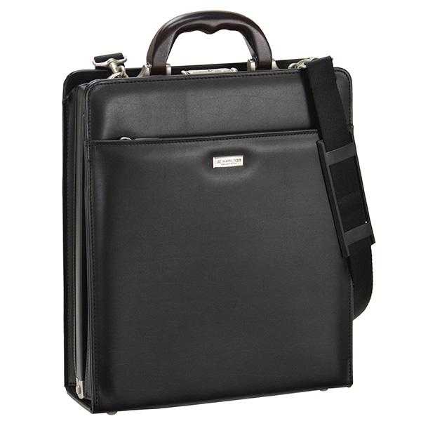 ジェーシーハミルトン J.C HAMILTON ビジネスバッグ メンズ 22310-1H ブラック