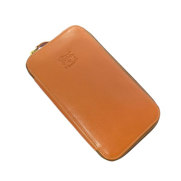 イルビゾンテ IL BISONTE 長財布 メンズ レディース C0442-P-145 キャラメル