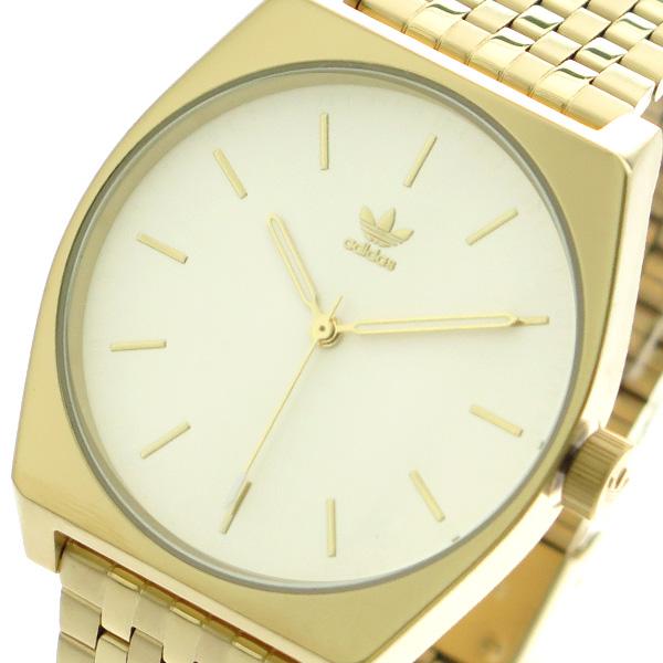 アディダス ADIDAS 腕時計 時計 メンズ レディース Z02-2914 プロセス-M1 PROCESS-M1 CJ6342 クォーツ ホワイト ゴールド