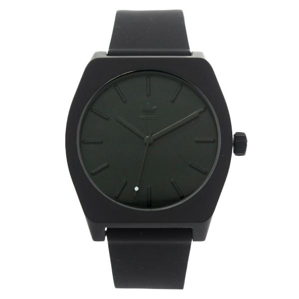 アディダス ADIDAS 腕時計 時計 メンズ レディース Z10-001 プロセス-SP1 PROCESS-SP1 CJ6359 クォーツ ブラック