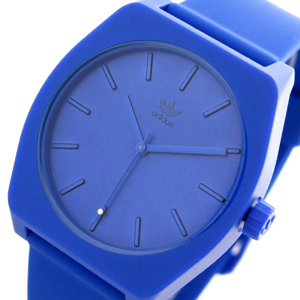 アディダス ADIDAS 腕時計 時計 メンズ レディース Z10-2490 プロセス-SP1 PROCESS-SP1 CJ6357 クォーツ ブルー