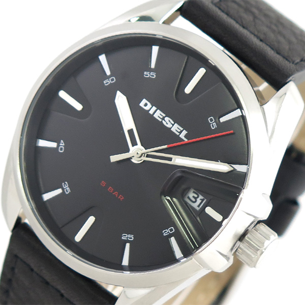 ディーゼル DIESEL 腕時計 メンズ DZ1862 クォーツ ブラック ブラック【送料無料】