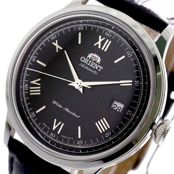 オリエント ORIENT 腕時計 メンズ SAC0000AB0 自動巻き ブラック ブラック【送料無料】