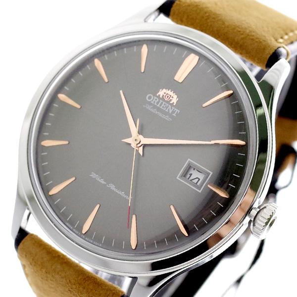 オリエント ORIENT 腕時計 メンズ FAC08003A0 SAC08003A0 自動巻き メタルグレー ベージュ メタルグレー【送料無料】