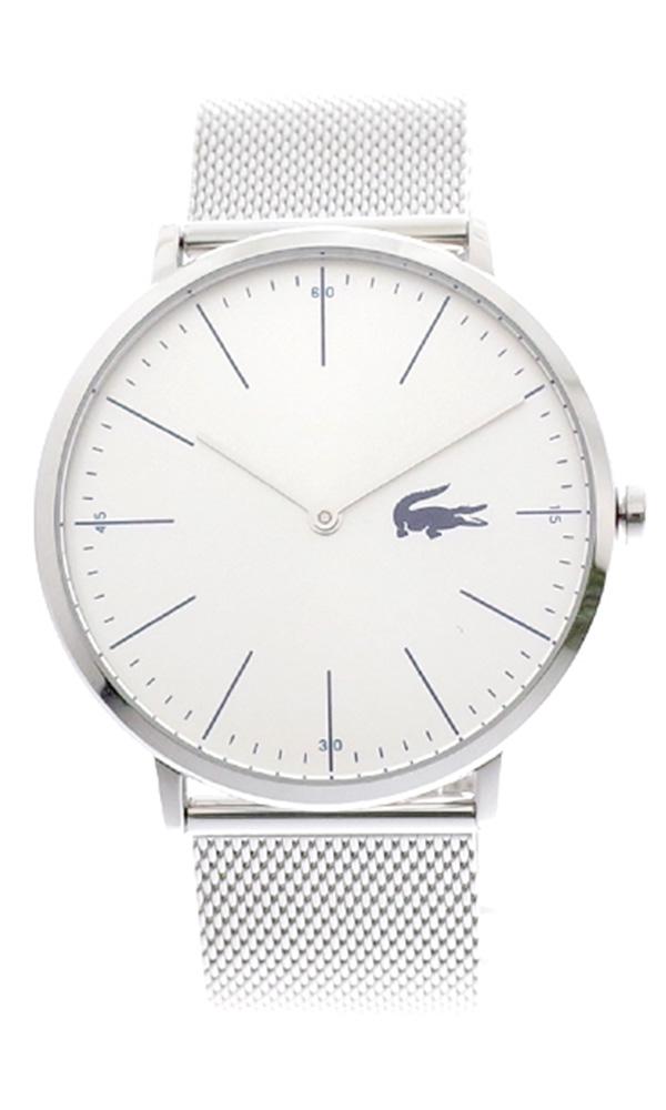 ラコステ LACOSTE 腕時計 メンズ レディース 2010901 クォーツ シルバー シルバー