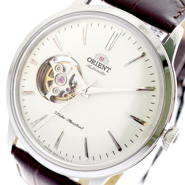 オリエント ORIENT 腕時計 メンズ RA-AG0002S10 BRN-AG0005S 自動巻き ホワイト ダークブラウン パールホワイト【送料無料】