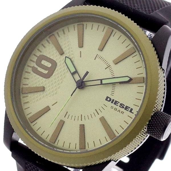 ディーゼル DIESEL 腕時計 メンズ DZ1875 クォーツ ベージュゴールド ブラック【送料無料】