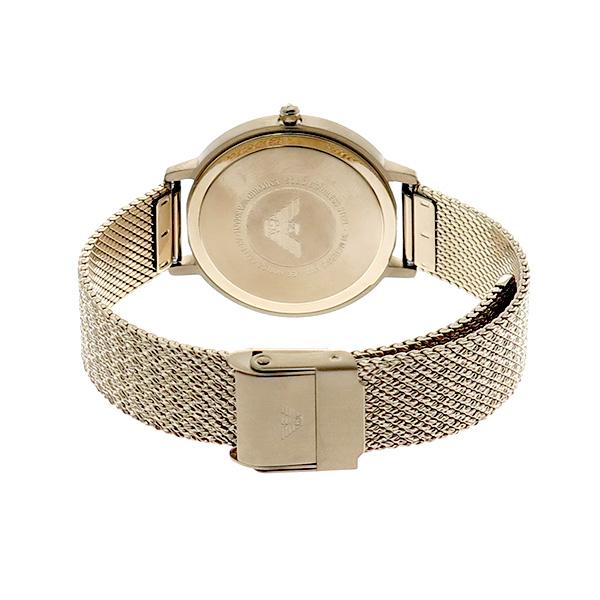 エンポリオアルマーニ EMPORIO ARMANI 腕時計 レディース AR11129 クォーツ ピンクゴールド ピンクゴールド