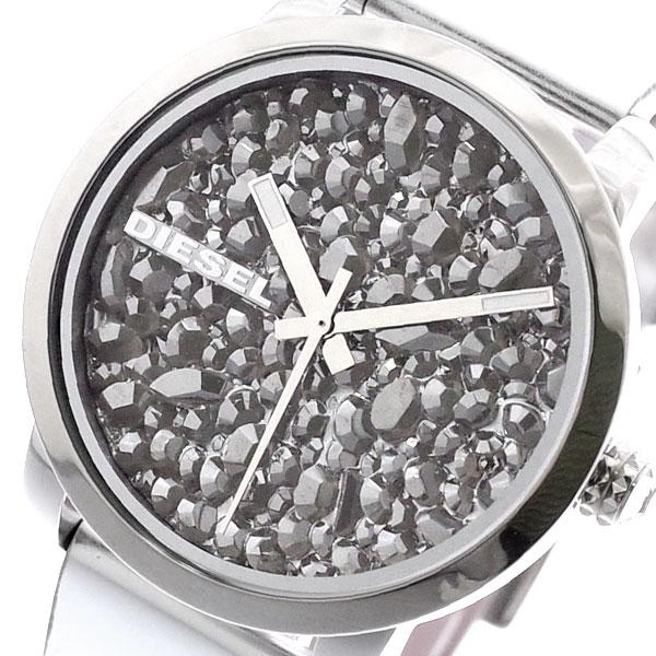 ディーゼル DIESEL 腕時計 レディース DZ5582 クォーツ シルバー シルバー【送料無料】