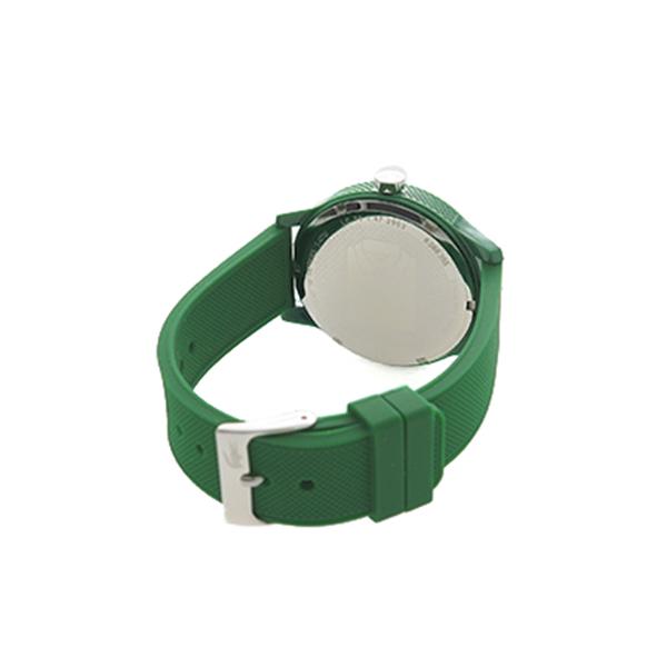 ラコステ LACOSTE 腕時計 メンズ 2010985 クォーツ グリーン グリーン
