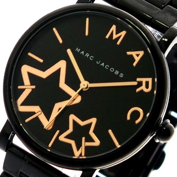 マークジェイコブス MARC JACOBS 腕時計 レディース MJ3590 クォーツ ブラック ブラック【送料無料】