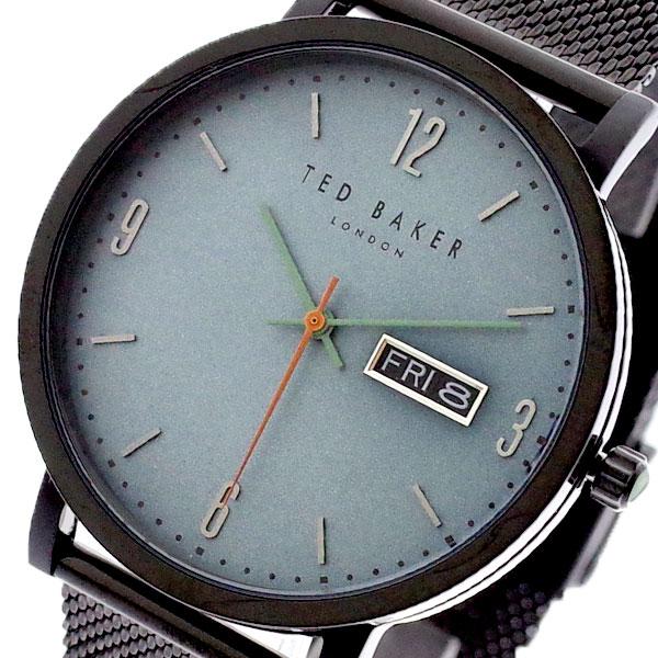 テッドベーカー TED BAKER 腕時計 メンズ TE15196014 クォーツ ブラック ブラック【送料無料】