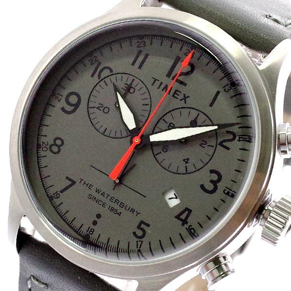 タイメックス TIMEX 腕時計 メンズ TW2R70700 クォーツ グレー グレー【送料無料】