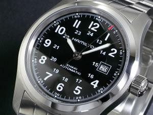ハミルトン HAMILTON 腕時計 カーキフィールド オート H70515137H2【送料無料】
