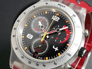 最新 スウォッチ SWATCH 腕時計 IRONY DIAPHANE CHRONO SVCK4031【送料無料】【RCP】, スポーツパラダイス 273261b1