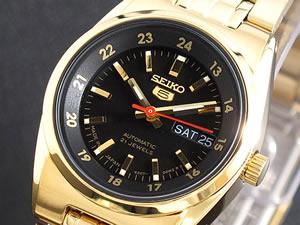 セイコー5 SEIKO ファイブ 腕時計 自動巻き レディース SYMC06J1【送料無料】