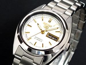 セイコー5 SEIKO ファイブ 腕時計 時計 自動巻き レディース SYMH99J1:リコメン堂生活館
